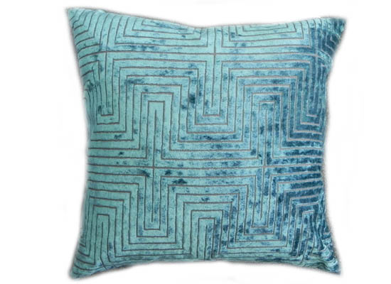 Turquoise Pillow (pll 139)
