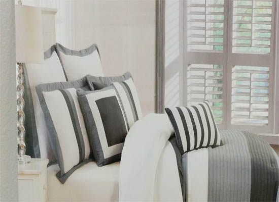 leo bedding set (king)