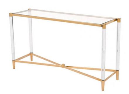 precious console table