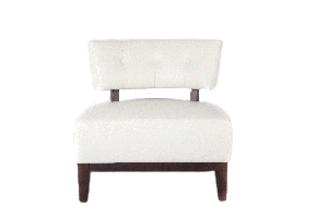 sandy accent chair