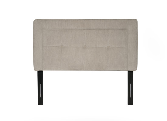 mona headboard (queen grey)