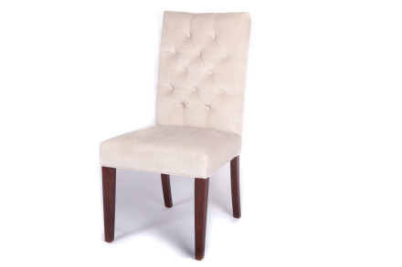 venus dining chair (velvet Beige)