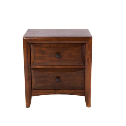 oak night table