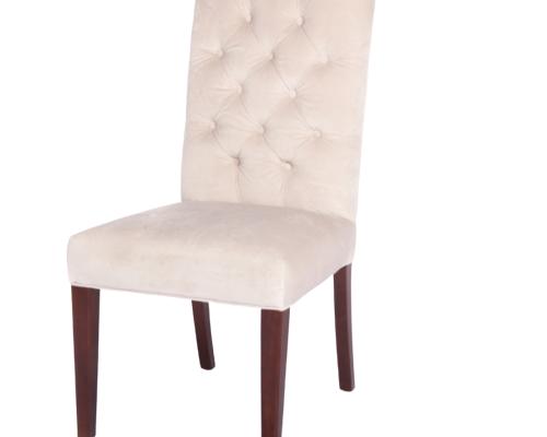 venus dining chair (velvet Beige)
