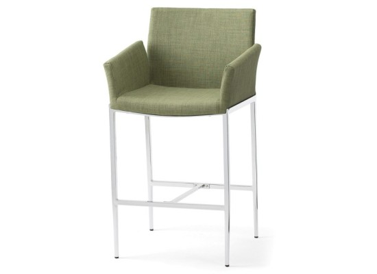 Tech Bar stool (green)
