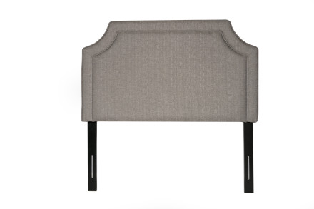 becca headboard (queen grey)