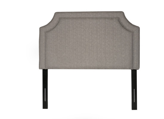 becca Headboard (king grey)