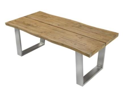 nu live edge coffee table