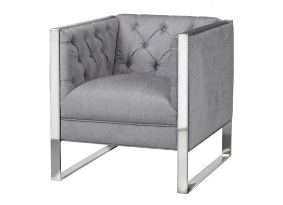 London armchair (grey)