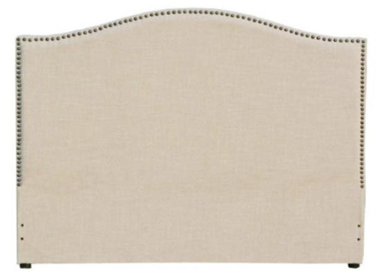 cibo headboard (queen beige)