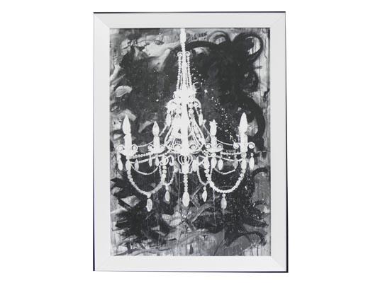 chandelier (print 148)