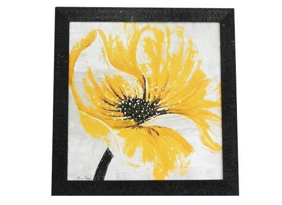 Yellow Sun Flower (print 144)