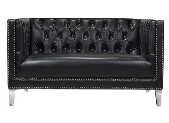 Austin loveseat (Black)