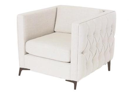 Scarlet Armchair (Grey)