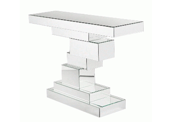 kylie console (white)