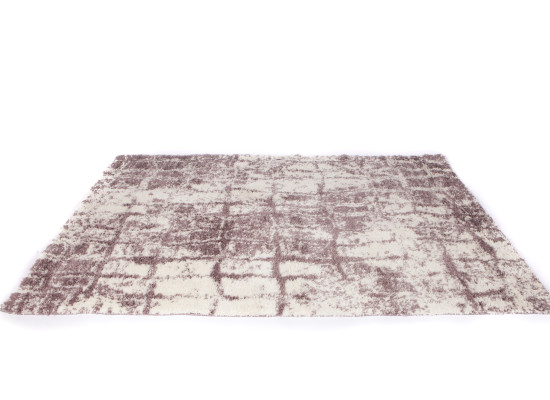 pattern rug: purple 5 x 8 (r 102)