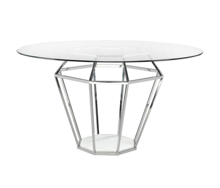 dubai dining table (55 inches)