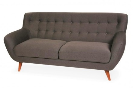 Retro sofa (grey)