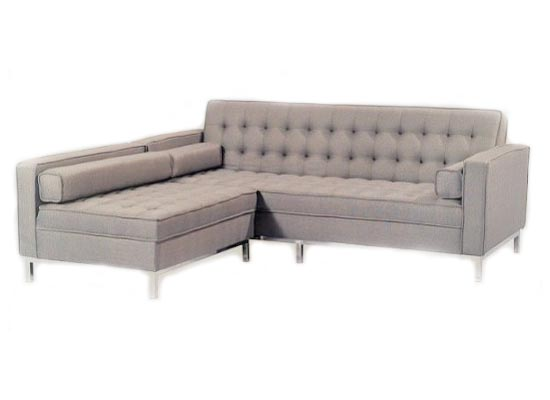 amira sectional (beige)