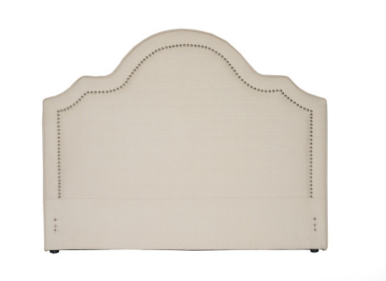 Tori Headboard (queen beige)