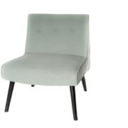 Aria Accent Chair Blue