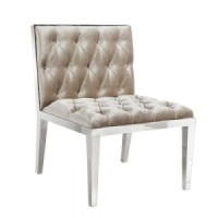 Duke Accent Chair (grey)