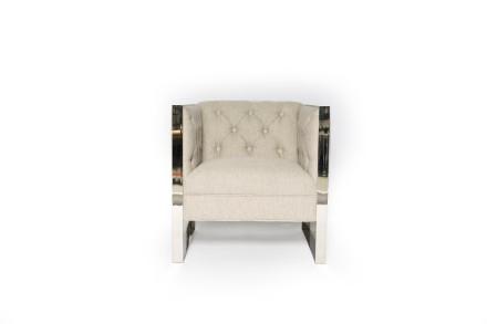 london armchair (beige)
