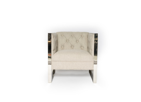 london armchair (beige)