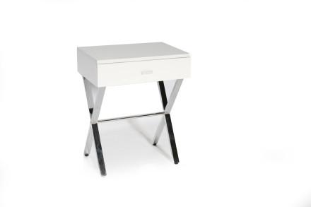 Nola Night Table (White)