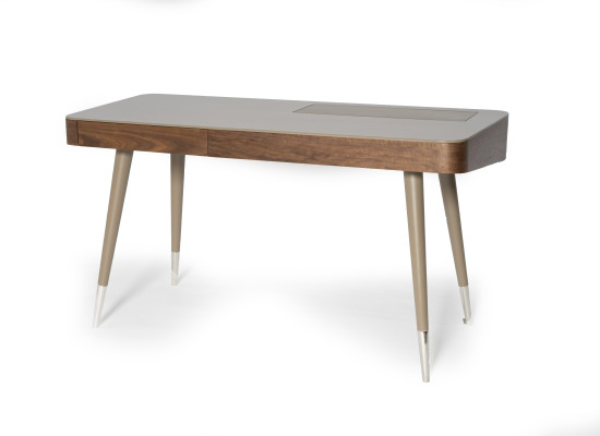 juno desk (chocolate brown)