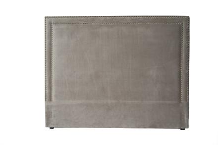 rana headboard (queen velvet grey)