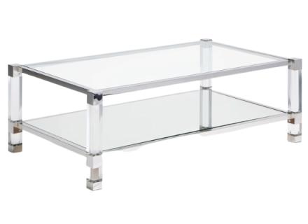 Ice Coffee Table Rectangle
