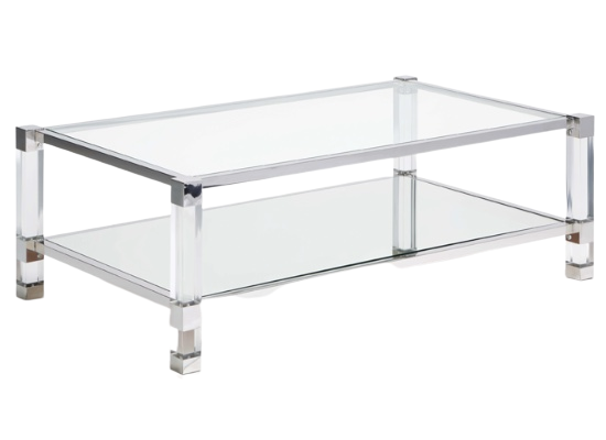 Ice Coffee Table Rectangle