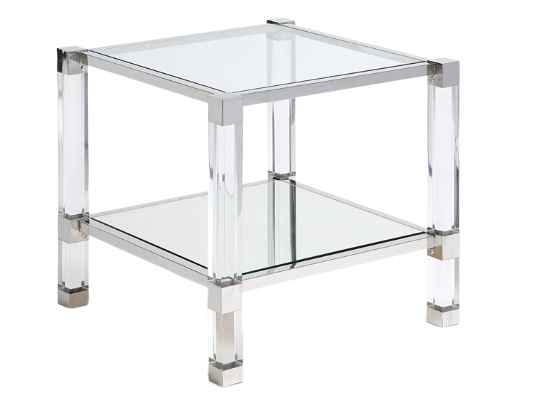 Ice End Table