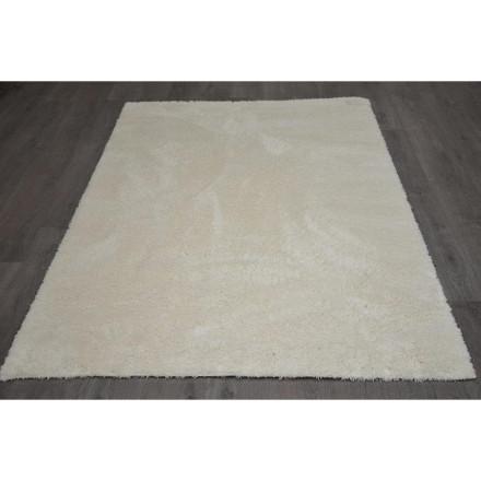 LINEN WHITE SHAG RUG 7 X 10 (R 160)