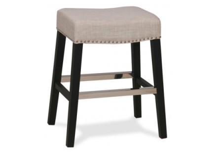 tina counter stool (beige)