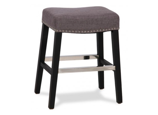 tina counter stool (Grey)