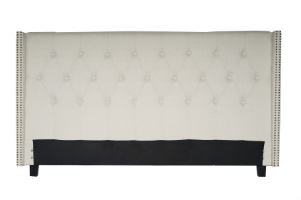 Lenore Full Bed (queen Beige)