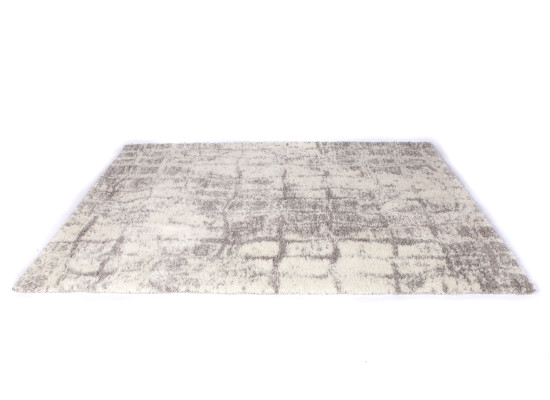 Pattern Rug: Light Grey 5 x 8 (r 101L)
