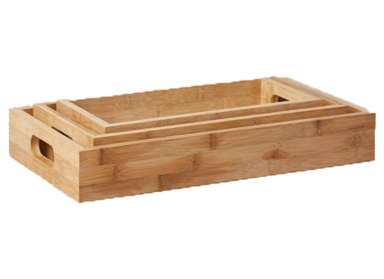 Wooden Tray (Set of 3) TR 32