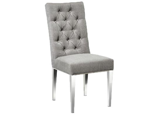 empire dining chair (grey)