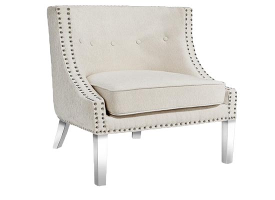 panama accent chair (beige)