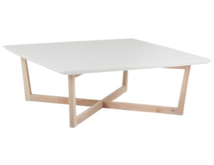 Kia Coffee Table White