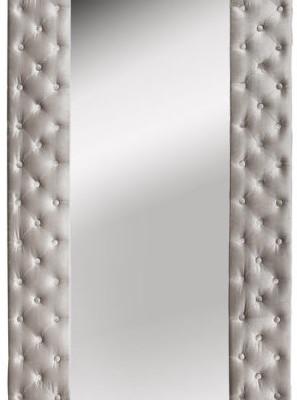 Princess Mirror (Grey Velvet)