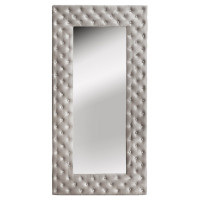 Princess Mirror (Grey Velvet)