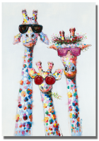 Colorful Giraffe (PRT317)