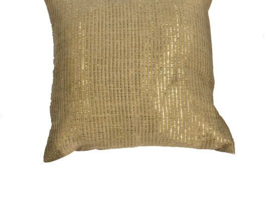 Sparkly Gold Pillow (PLL 268)