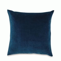 GEMINI INK BLUE PILLOW (PLL309)