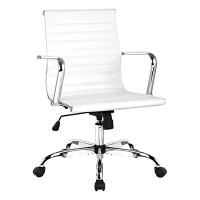 White Swing Chair (LOW Back)