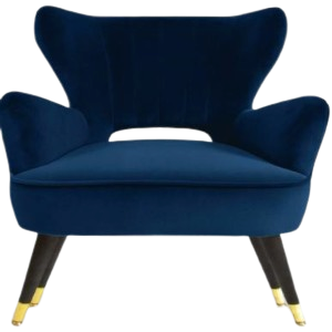 Josh Accent Chair (Color Royal Blue)